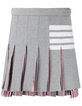 4-bar-mini-pleated-skirt by thom-browne