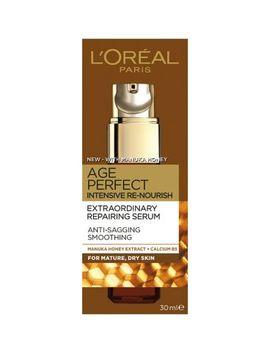 loreal-paris-age-perfect-intensive-renourish-manuka-honey-serum-30ml by loreal