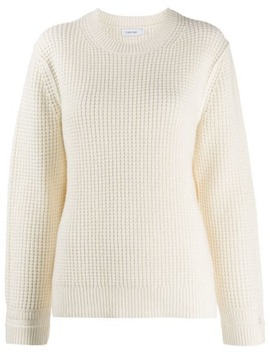 chunky-knit-jumper by calvin-klein