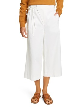 tie-waist-culottes by vince