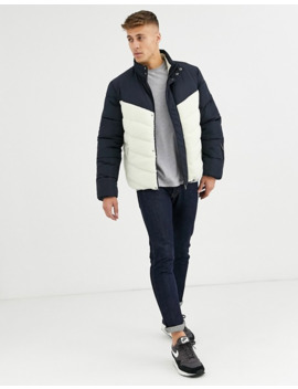 native-youth-color-blocking-puffer-jacket by native-youth