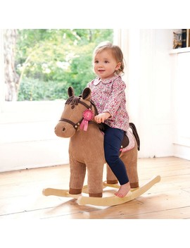 Biscuit, The 2 In 1 Rocking Horse by Jo Jo Maman Bebe
