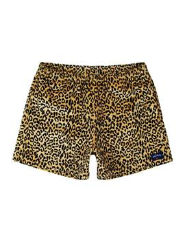 leopard-corduroy-running-shorts by noah-nyc