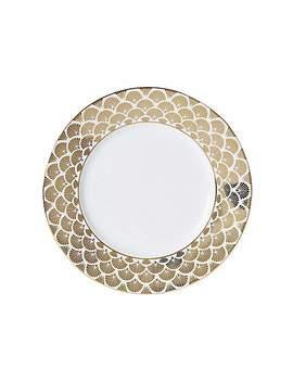5a-fifth-avenue-bergen-gold-side-plate by dunelm
