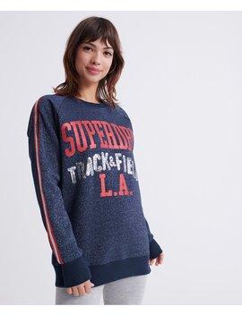 la-track-boutique-crew-sweatshirt by superdry
