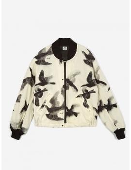 crow-pattern-jacket---wu--pattern by sasquatchfabrix