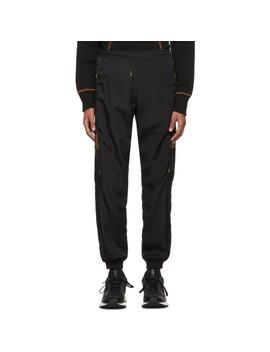 black-motor-combat-cargo-pants by cottweiler