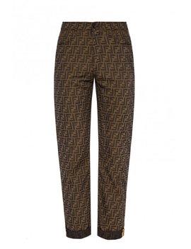 Ff Motif Jeans by Fendi