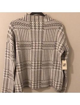 max-studio-mock-neck-soft-sweaternwt by max-studio