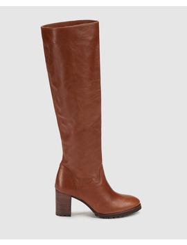 botas-de-mujer-pedro-miralles-de-piel-en-color-marrón by pedro-miralles
