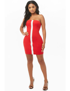 zippered-tube-dress by forever-21