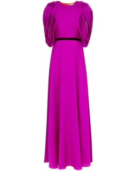 draped-belted-gown by roksanda