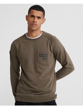 surplus-goods-graphic-crew-sweatshirt by superdry