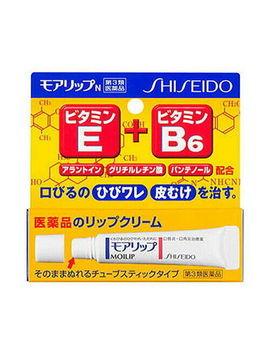 shiseido-moilip-8g-medicated-lip-cream-balm-vitamine-+-b6-japan by ebay-seller