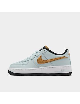 Girls' Big Kids' Nike Air Force 1 Felt Casual Shoes by Nike