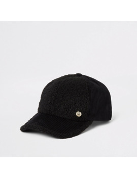 black-cord-cap by river-island