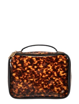claire-miami-clearly-tortoise-jumbo-makeup-case by stephanie-johnson