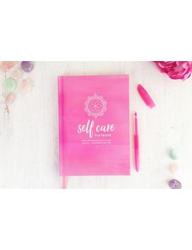 self-care-playbook- -mindful-journal,-self-care-planner,-self-love,-spiritual,-gift-for-best-friend,-intuition,-happiness-journal,-self-care by etsy