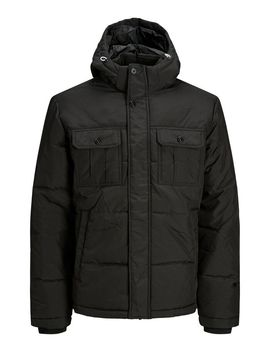 Capuchon Gewatteerde Jas by Jack & Jones