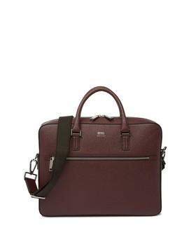 signature-doc-laptop-bag by boss