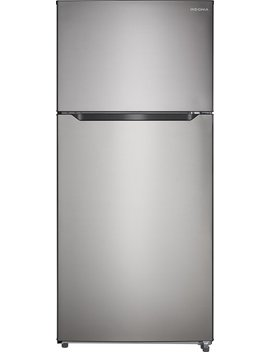 18-cu-ft-top-freezer-refrigerator---stainless-steel by insignia