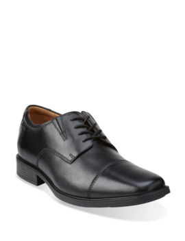 tilden-cap-leather-derby-shoes by collection-by-clarks