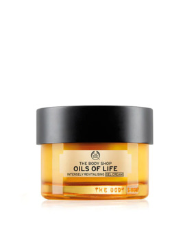 Oils Of Life™ Intensely Revitalising Gel Cream by The Body Shop