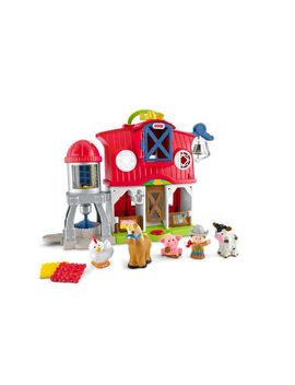 fisher-price-little-people-caring-for-animals-farm-playset---english by walmart