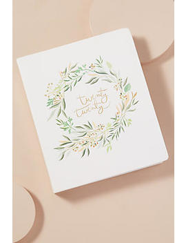 eucalyptus-planner by anthropologie