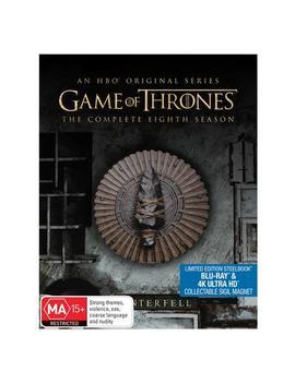 game-of-thrones---season-8-(steelbook) by roadshow