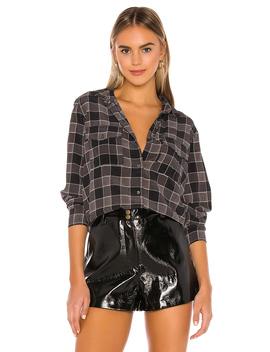 rhett-silk-blouse by rails