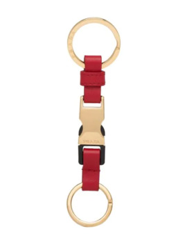 double-ring-key-chain by prada
