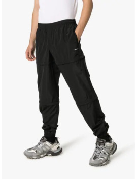 zip-off-track-pants by balenciaga