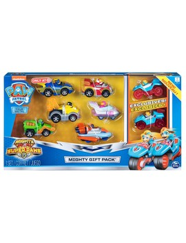 paw-patrol-true-metal-mighty-gift-pack-diecast-car-8-pack by spin-master