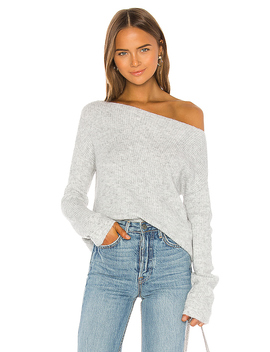 alayah-off-shoulder-sweater by lovers-and-friends