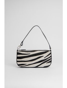 Rachel Zebra Print Pony Hair Leather by By Far