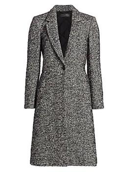 dani-herringbone-one-button-coat by rag-&-bone