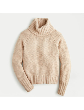 chunky-alpaca-turtleneck-sweater by jcrew