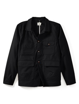 washable-waxed-drifter-jacket by flint-and-tinder