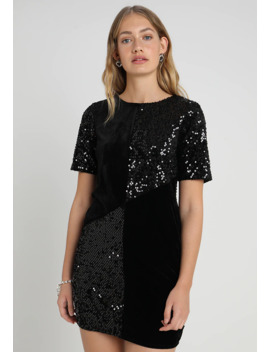 cut-about-sequin-shift---vestito-elegante by dorothy-perkins