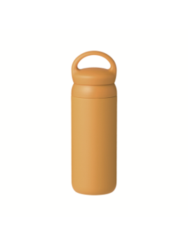 Day Off Tumbler 500 Ml Mustard Day Off Tumbler 500 Ml Mustard by Kinto
