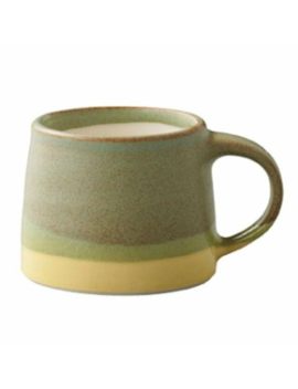 110ml Moss Green Yellow Tonal Mug110ml Moss Green Yellow Tonal Mug by Kinto