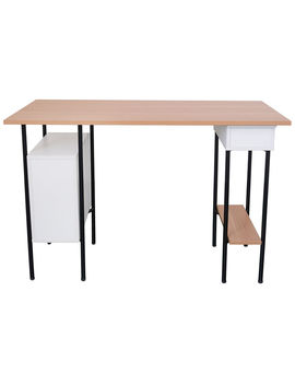 Free Style Two Tone Desk Free Style Two Tone Desk by At Home