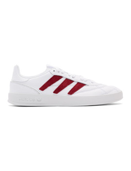 white-sobakov-p94-sneakers by adidas-originals