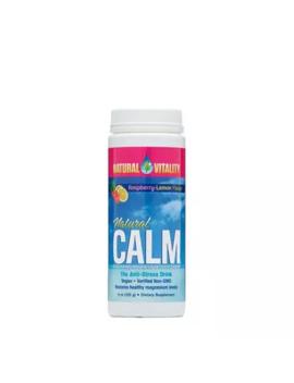 Natural Vitality® Calm®   Raspberry Lemon by Gnc