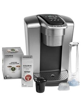 keurig-k-elite-c-single-serve-coffee-maker,-15-k-cup-pods-and-my-k-cup-reusable-coffee-filter by keurig