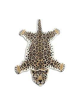 looney-leopard-rug by furbish-studio