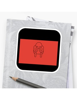 now-apps-what-i-call-amnesiac-sticker by christophe-gowans