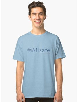 allsafe-cybersecurity-(mr-robot)-classic-t-shirt by imsecretlygeeky
