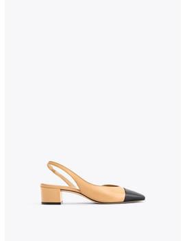 pantofi-fără-călcâi-din-piele-cu-vârf by uterqüe